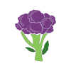 Icon showing Broccoli Sprouting