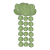 Icon showing Brussels Sprout