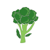 Icon showing Calabrese (Broccoli)